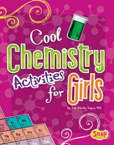 Cool Chemistry Activities for Girls cover